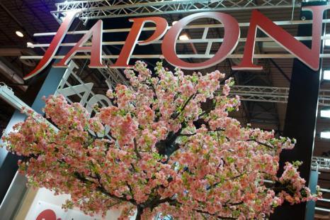 Японский стенд на международной выставке туризма FITUR, Испания, 30 января 2013 года. Фото: Carlos Alvarez / Getty Images
