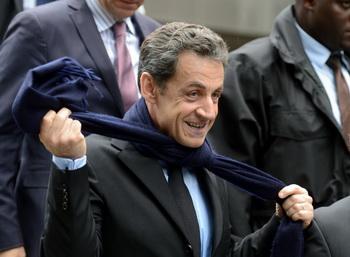 Николя Саркози потребовал для себя десять телохранителей. Фото:  ERIC FEFERBERG/AFP/GettyImages