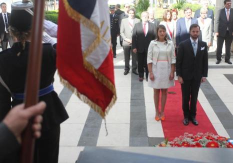 Принц и принцесса Люксембурга и весь народ празднуют национальный День государства. Фоторепортаж. Фото: Mark Renders/Getty Images