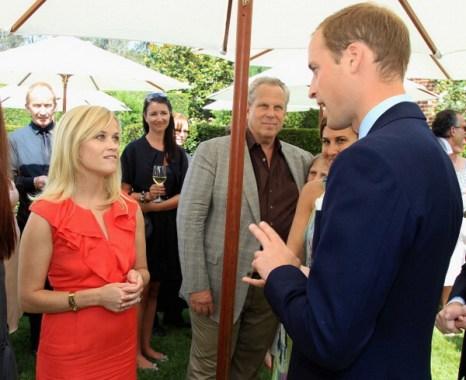 Фоторепортаж о посещении принцем Уильямом и леди Кэтрин благотворительного мероприятия Tusk Trusts US Patrons Circle. Фото: Chris Jackson/Getty Images
