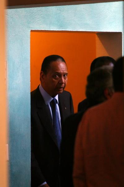 Фоторепортаж о бывшем диктаторе Гаити Жан-Клоде Дювалье. Фото: AFP PHOTO / Hector RETAMAL