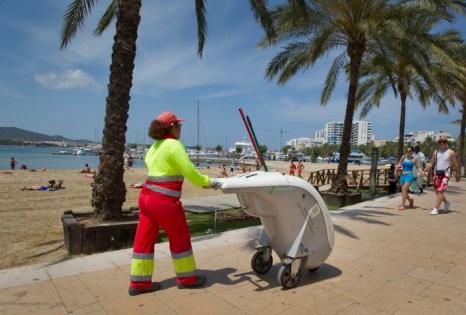 В Испании резко сократилось число безработных. Фото: JAIME REINA/AFP/GettyImages