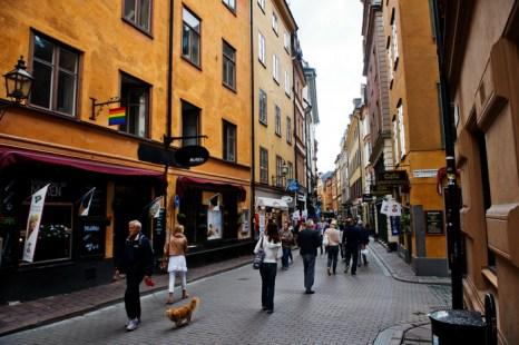 Что больше всего не устраивает шведов? Фото: JONATHAN NACKSTRAND/AFP/Getty Images