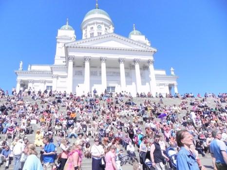 Кафедральный собор. Хельсинки. Фото: Лариса Кононова/Великая Эпоха (The Epoch Times)