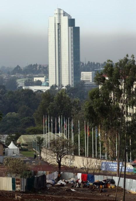 Африка может стать движущей силой международной экономики.Эфиопия.  Фото:  Sean Gallup/Getty Images