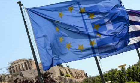 Судьба Греции решится к концу лета. Фото: ANDREAS SOLARO/AFP/GettyImages