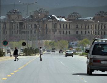 Афганистан. Фото: BAY ISMOYO/AFP/GettyImages