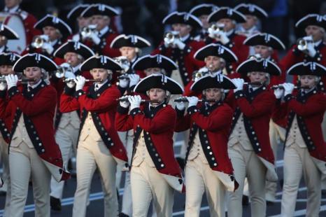 Иннаугурационный парад в Вашингтоне, США, 21 января 2013 года. Фото: John Moore / Getty Images