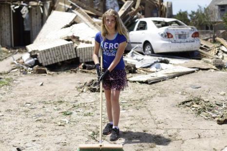 Торнадо в США принёс ущерб в размере двух миллиардов долларов. Фото: Joshua LOTT/AFP/Getty Images
