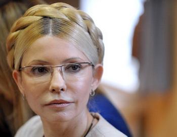 Юлия Тимошенко. Фото: SERGEI SUPINSKY/AFP/Getty Images
