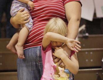 В Германии обследовано 38 тысяч детей из группы риска. Фото: John Moore/Getty Images