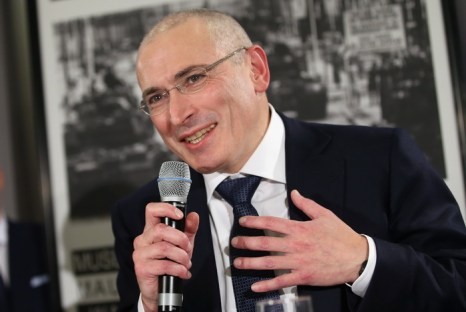 Ходорковский предложил уволить каждого десятого силовика. Фото: Sean Gallup/Getty Images