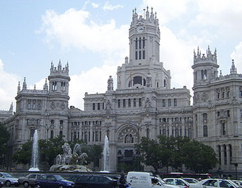 Мадрид, Испания. Фото: commons.wikimedia.org