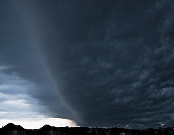 Ураган Phailin угрожает побережью Индии. Фото: P.K. Designs/flickr.com