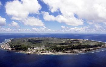 Остров Науру. Фото: TORSTEN BLACKWOOD/AFP/Getty Images