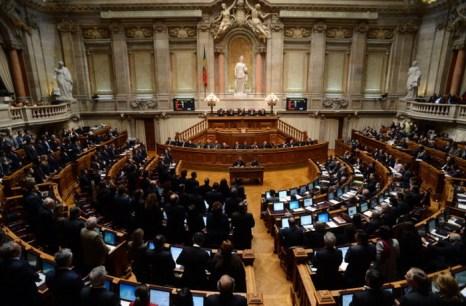 Португалия: парламент одобрил бюджет жёсткой экономии на 2014 год. Фото: FRANCISCO LEONG/AFP/Getty Images