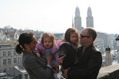 В Швейцарии наблюдается тенденция всё более позднего отцовства. Фото: Adam Isserlis/flickr.com