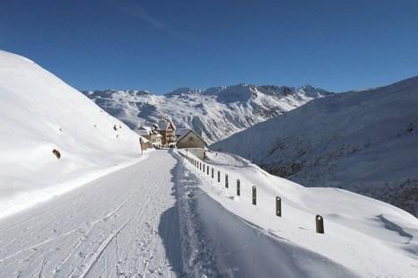 Швейцария: но на южных горнолыжных курортах снега пока достаточно. Фото: Kecko/flickr.com