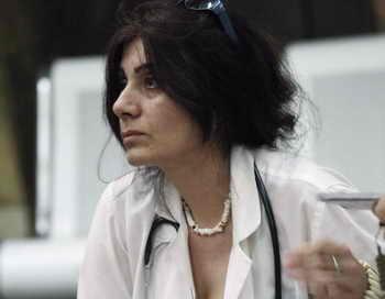 В Армении лучших медсестёр наградят медалью имени Бакуниной. Фото: SEDRAK MKRTCHYAN/AFP/Getty Images