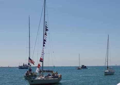 Для яхт иностранных туристов будет введён безвизовый режим. Фото: Jeff Schear/Getty Images for Michigan Avenue Magazine