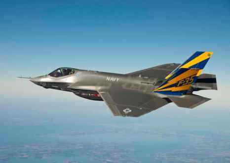 Правительством Японии принято решение, позволяющее японским компаниям принимать участие в строительстве истребителей пятого поколения F-35. Фото: Lockheed Martin via Getty Images