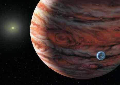Юпитер.  Фото: Lynette Cook/NASA/Getty Images