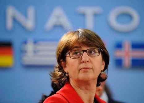 Глава МИД Грузии Майя Панджикидзе выразила позицию нового грузинского руководства. Фото: JOHN THYS/AFP/Getty Images