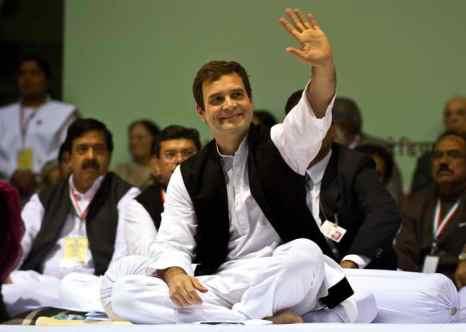 Рахул Ганди возглавит избирательную кампанию своей партии ИНК. Фото: PRAKASH SINGH/AFP/Getty Images