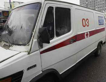 В Новосибирске упала часть металлической кровли на двух школьниц. Фото: Oleg Nikishin/Getty Images