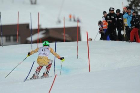 Швейцария: горнолыжный курорт в  Адельбодене. Фото:  Alain Grosclaude/Agence Zoom/Getty Images