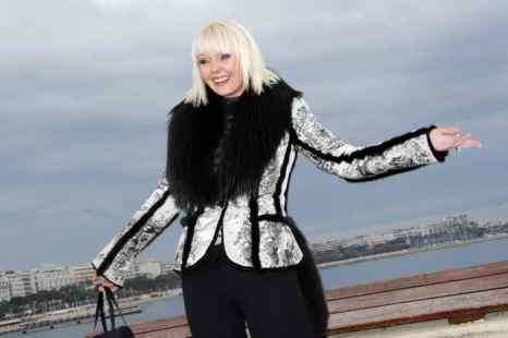 Певица Валерия открыла в Москве элитные спортклубы. Фото: VALERY HACHE/AFP/Getty Images