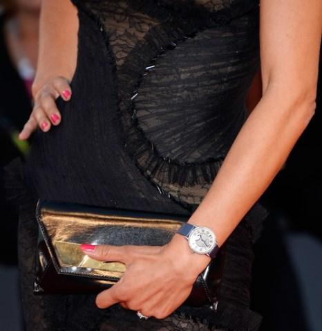 Знаменитости продемонстрировали свои модные наряды и аксессуары на красной ковровой дорожке юбилейного 70-го Венецианского международного кинофестиваля 30 и 31 августа 2013 года. Фото: Pascal Le Segretain/Getty Images