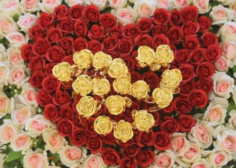 Вика Крутая открыла в Москве цветочный магазин. Фото: ChinaFotoPress/Getty Images