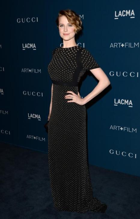 Актриса Эван Рейчел Вуд на вечере LACMA Art + Film Gala 2013 в Лос-Анджелесе 2 ноября 2013 года. Фото: Jason Merritt/Getty Images for LACMA