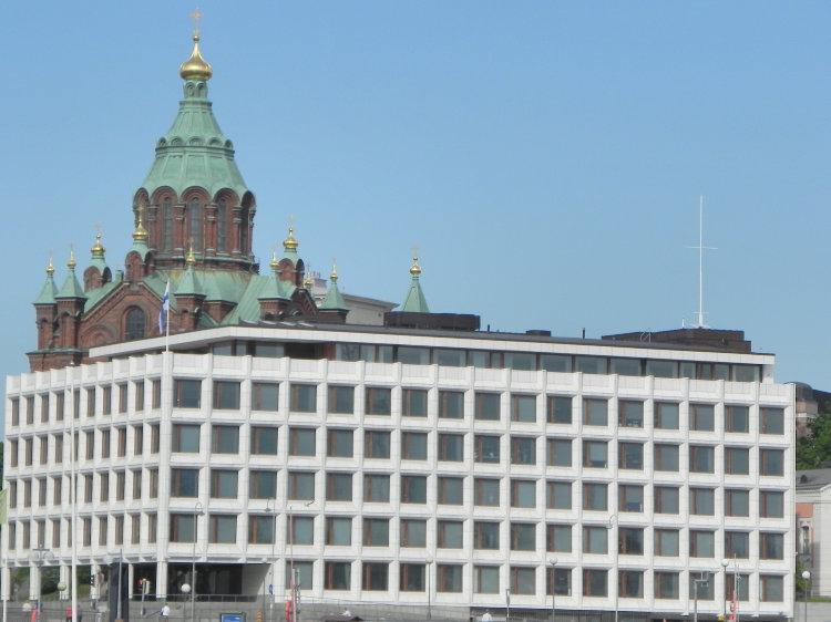 Успенский кафедральный собор.  Хельсинки