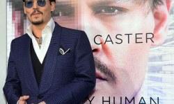 Джони Депп на премьере фильма «Превосходство» в Лос-Анджелесе 10 апреля 2014 года.