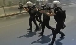 Турция, протесты, горняки, столкновения, Стамбул, шахта, разгон демонстрации