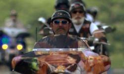 Rolling Thunder, байкер, Раскаты грома, Вашингтон, День поминовения, Мемориал Линкольна, Пентагон