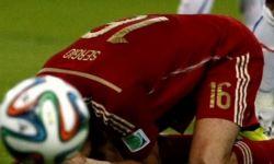 Испанские болельщики разочарованы сборной, потерпервшей поражение от Чили