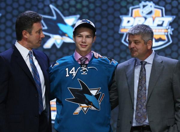 спорт, хоккей, драфт, НХЛ, российские хоккеисты