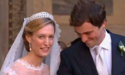Бельгийский принц женился на итальянке в Риме