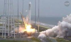 Космический грузовик «Сигнус» стартовал к МКС