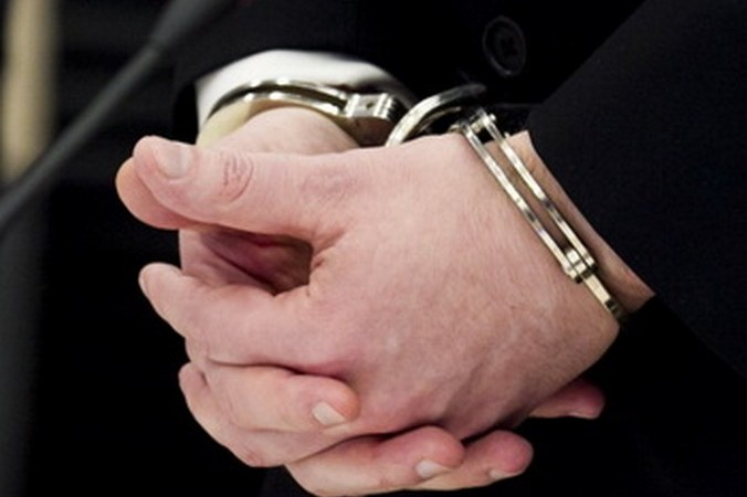 Арест, мошенники, МВД