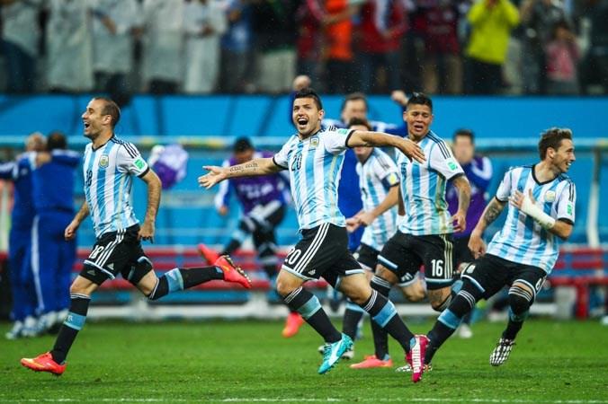 спорт, футбол, Аргентина, Недирланды