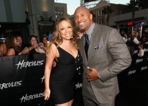 """Premiere Of Paramount Pictures' """"Hercules"""" - Red Carpet"""