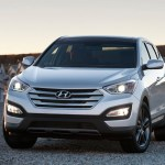 Hyundai Santa Fe, хёндэ