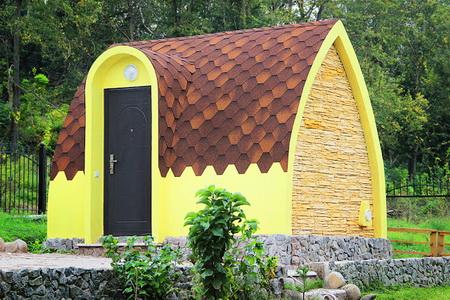 Купольный дом.пенпласт.httpsimpledome.blogspot.ru