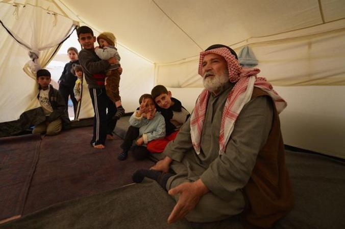 Сирия, дети, гуманитарная помощь