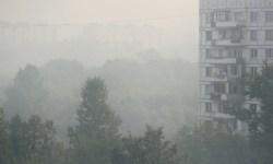 новости Москвы, смог, лесные пожары
