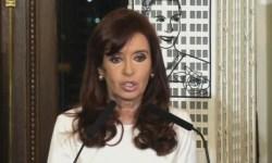 Президент Аргентины Кристина Фернандес открестилась от дефолта